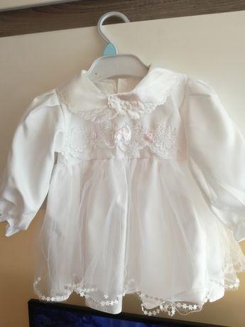 Sukienka do chrztu 68