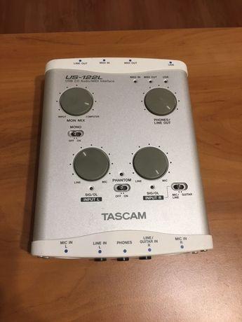 Interfejs Tascam US-122L