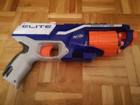 Zabawka Nerf N-Strike Elite Disruptor B9837 - Wyrzutnia