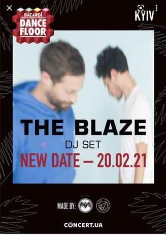 Билеты на the blaze