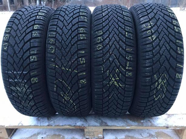 Зимові шини 195/65 R15 Continental ContiWinterContact TS850,4шт,2018