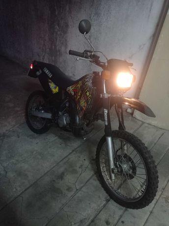 Yamaha DTR 125 4bl