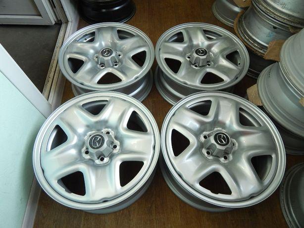 Диски 5 114,3 R17 Mazda CX-3, CX-5, CX-7 Оригінал ET 50