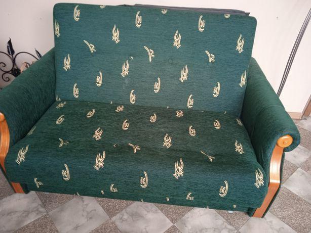 Tapczan sofa kanapa rozkładana dwuosobowa