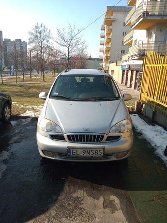 Samochód osobowy Daewoo Rezzo