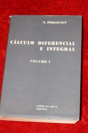 N. PISKOUNOV - Cálculo Diferencial e Integral