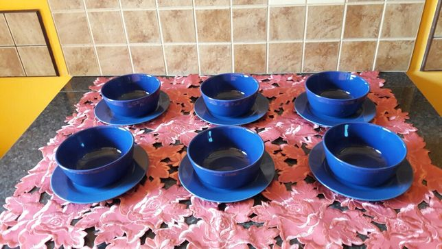 Посуда винтаж Набор супницы с тарелками