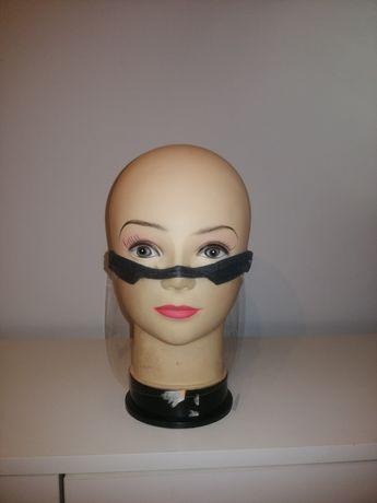 Mini Przyłbica zakrywająca usta i nos