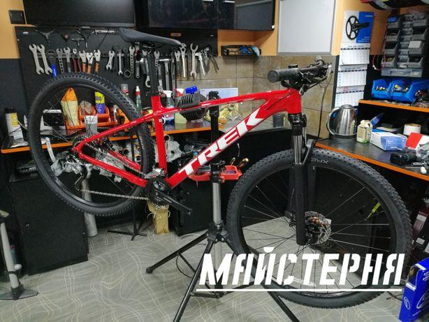 Ремонт велосипедів Луцьк | Соборності, 3 | Rover-Service
