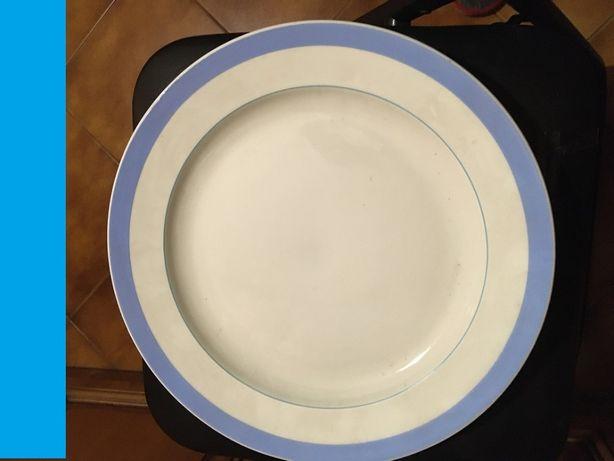 Блюдо фарфоровое большое новое