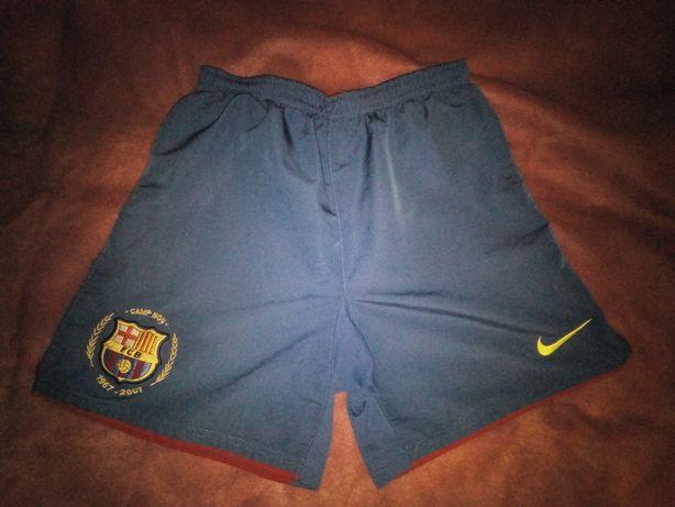 Spodenki Nike FC Barcelona, rozmiar S !