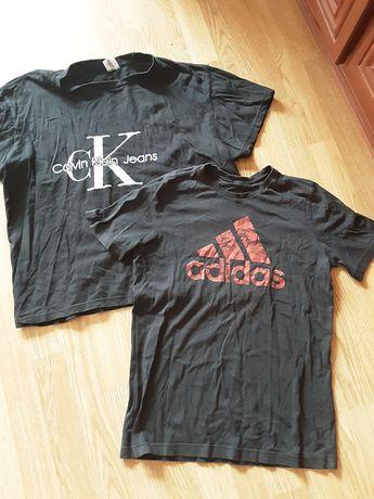 Футболки фірмові Adidas Calvin Klein Jeans