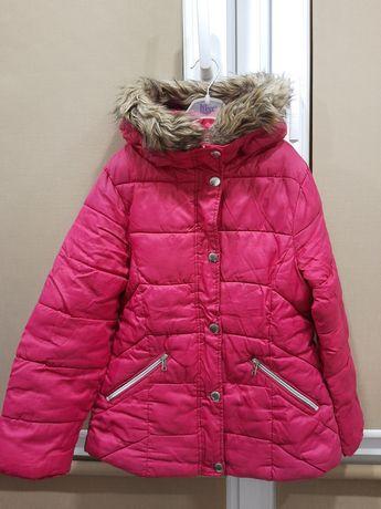 Куртка Zara, на девочку 9-10лет