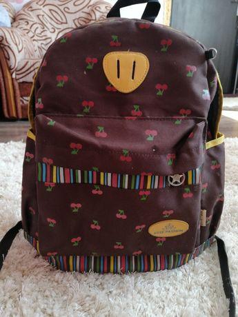 Рюкзак для девочки+зонтик.
