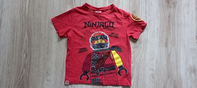 T-shirt Next z motywem Lego Ninjago