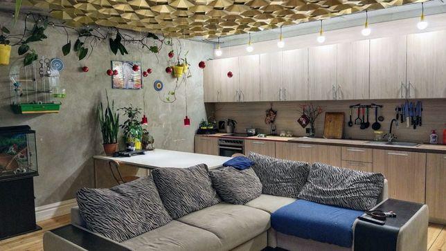 Гостомель 2-х комнатная квартира 70 метров Отдельный вход, Прописка