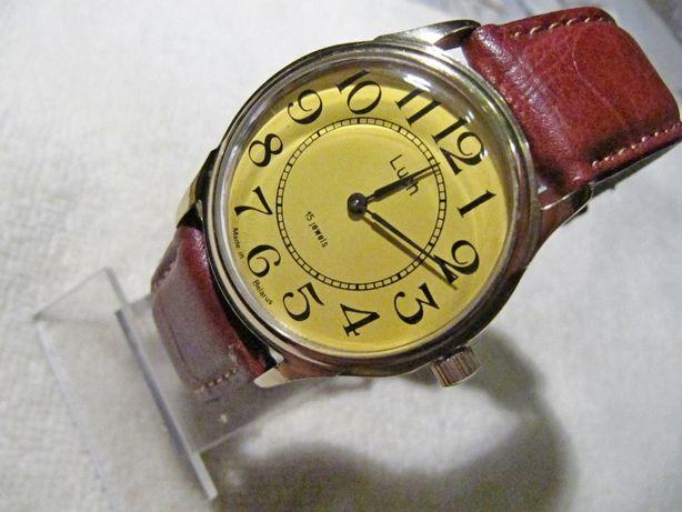 Часы Луч Беларусь в коллекцию, 2003 года выпуска, механические, новые