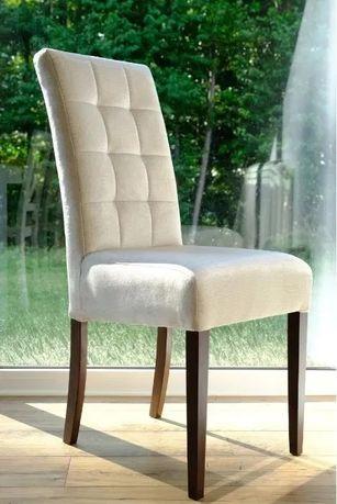 Nowoczesne tapicerowane krzesła
