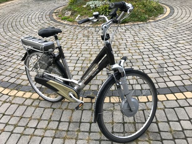 Rower elektryczny Sparta ION-RX plus