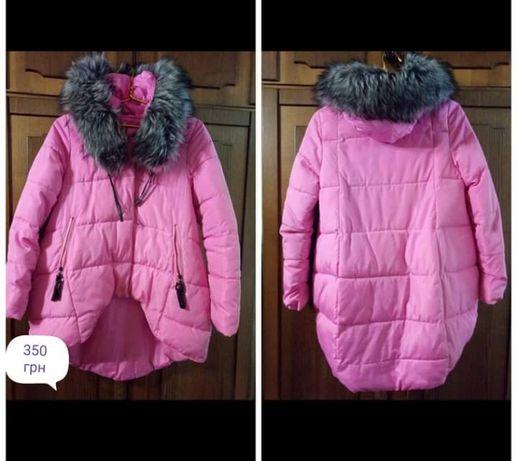 Куртка в хорошом состояний зимняя