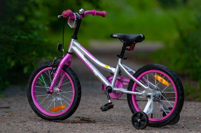 """Самый лёгкий детский велосипед 16"""" Apollo Neo из Австралии на 3-6 лет"""
