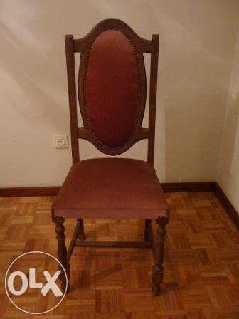 Cadeira de quarto em veludo - pelo melhor preço