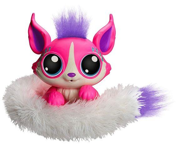 Lil Gleemerz Mattel Интерактивная игрушка Литл Глимерс питомец