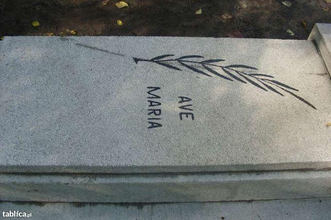 Czyszczenie nagrobków,mycie pomników,opieka nad grobem,sprzątanie