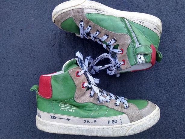 Buty włoskiej renomowanej firmy MOMINO by MOMA rozm. 30 wkł 20