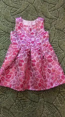 Платье нарядное Childrens place 104 3-4 г next carters zara