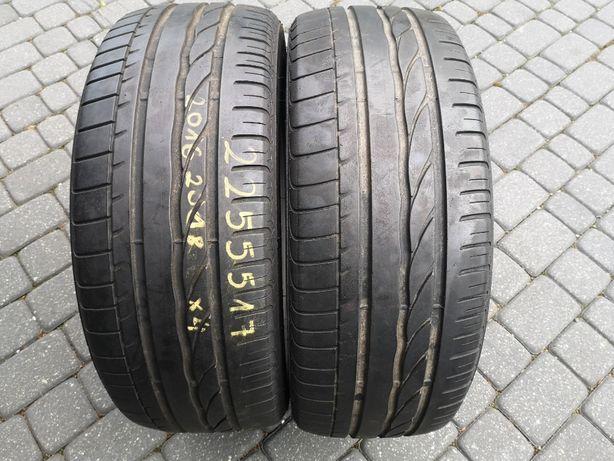 Opony Bridgestone Turanza - 225/55/17 RSC