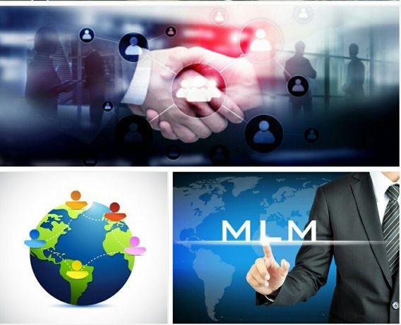 Работа в МЛМ(сетевой маркетинг)