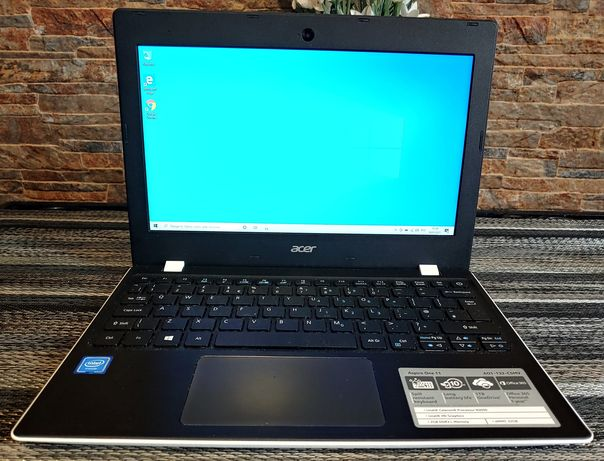 "Acer Aspire One Cloudbook AO1-132/11.6""мат/Intel N3060/2 ГБ/eMMC 32 ГБ"