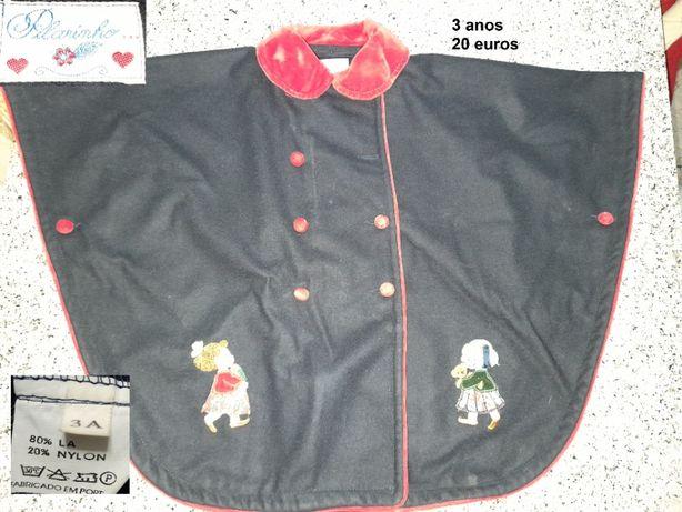 Capas e kispos 3 aos 6 anos