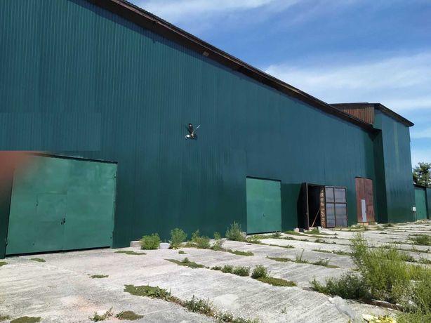 Аренда склады, ангары 80, 120-350 кв.м.