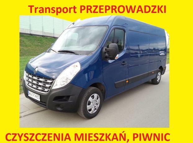 Tani Transport od 50 zł Przeprowadzki, Wywoz starych mebli, Ikea dowóz