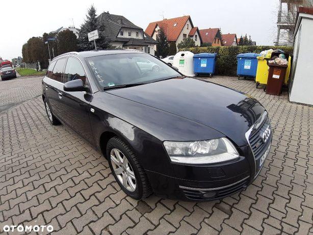 Audi A6 xenon led mmi dvd/tv navi alu 2,0T opłacona z Niemiec