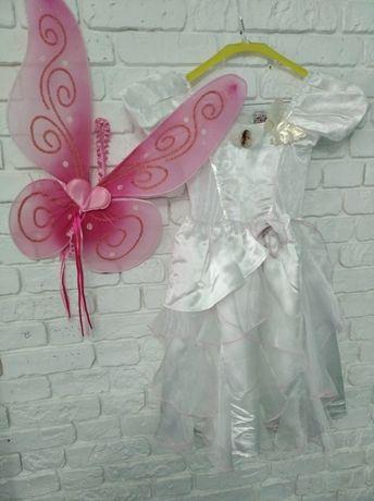 Платье Феи Бабочки  плаття Принцеси Феї Метелика