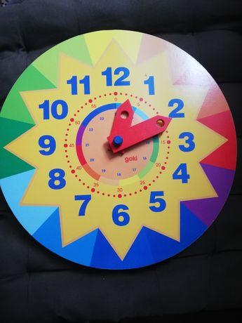 Zegar do nauki godzin.