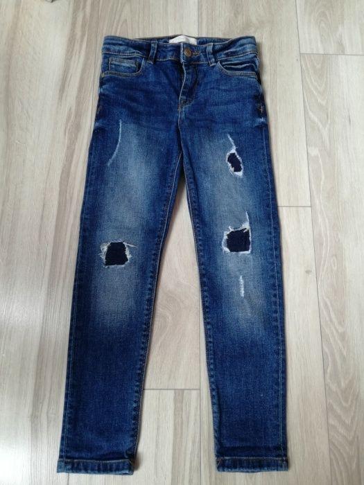 Spodnie Zara Girls 122/128