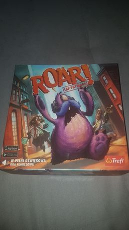 Gra planszowa z aplikacją ROAR