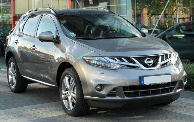 Разборка Nissan murano Micra Tiida Teana капот двигатель акпп фары