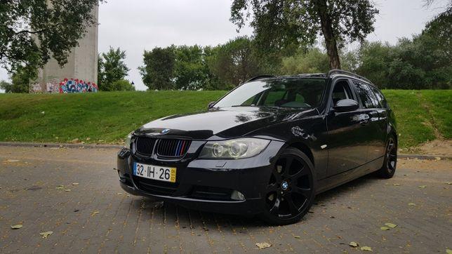 Bmw e91 320d 2006
