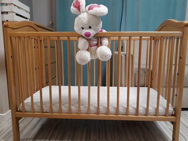 Łóżeczko dziecięce 120x60 BabySam