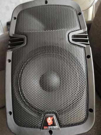 Głośnik aktywny - kolumna IGO System, stojak