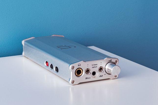 iFi Audio Micro iDSD - Wzmacniacz Słuchawkowy/DAC