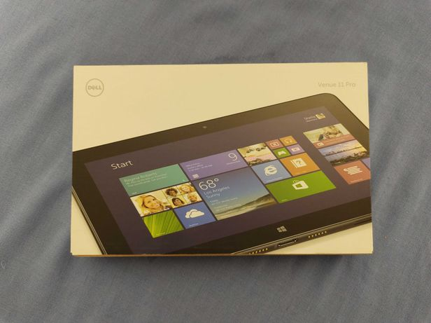 НОВЫЙ планшет Dell Venue11 Pro 7139, Intel i5, 8/256GB, WiFi+4G, NFC
