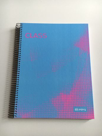 Caderno Pajory com Argolas