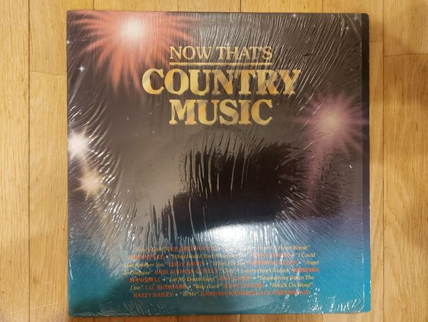 Now That's Country Music, USA, bdb