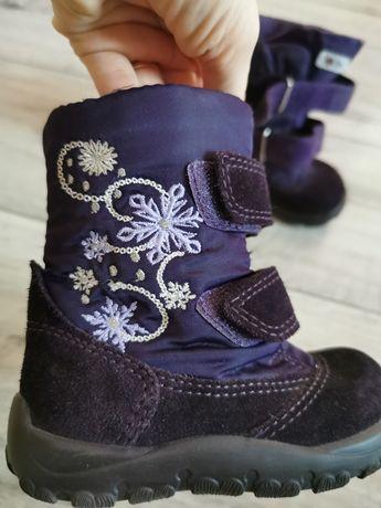 Тэрмо ботиночки зимние